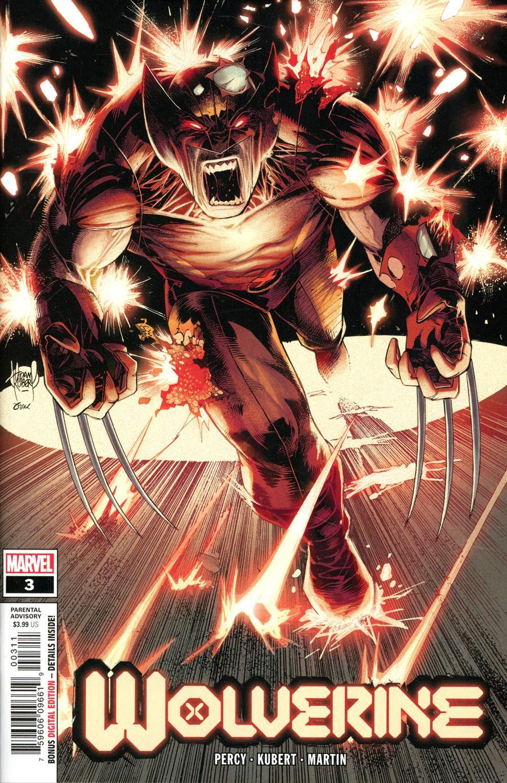 Wolverine #3 (2020)