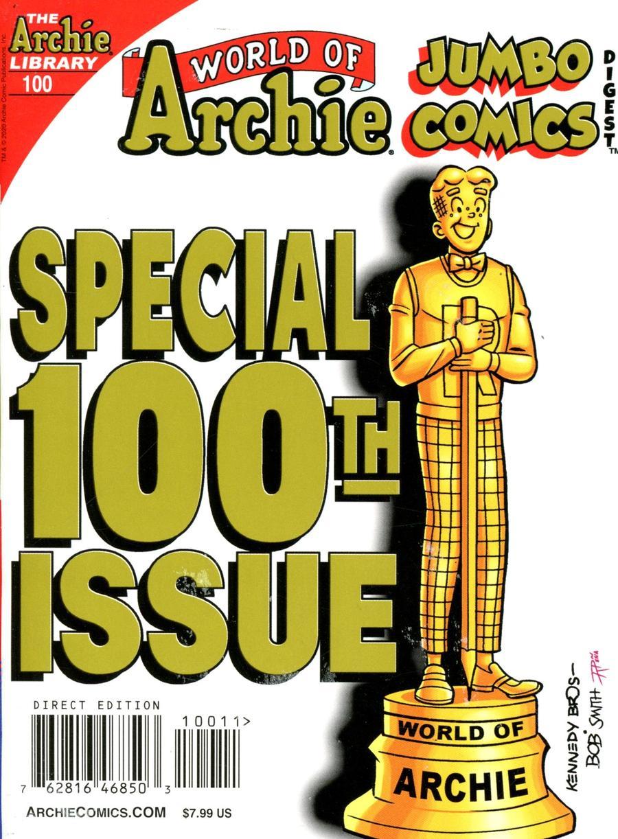 World Of Archie Jumbo Comics Digest #100 (2020)