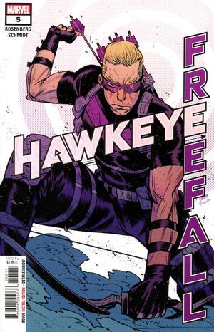 Hawkeye: Freefall #5 (2020)