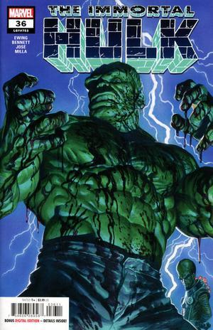 The Immortal Hulk #36 (2020)