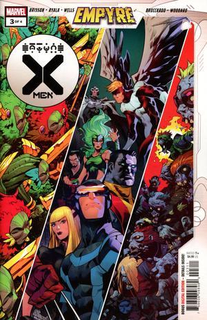 Empyre: X-Men #3 (2020)