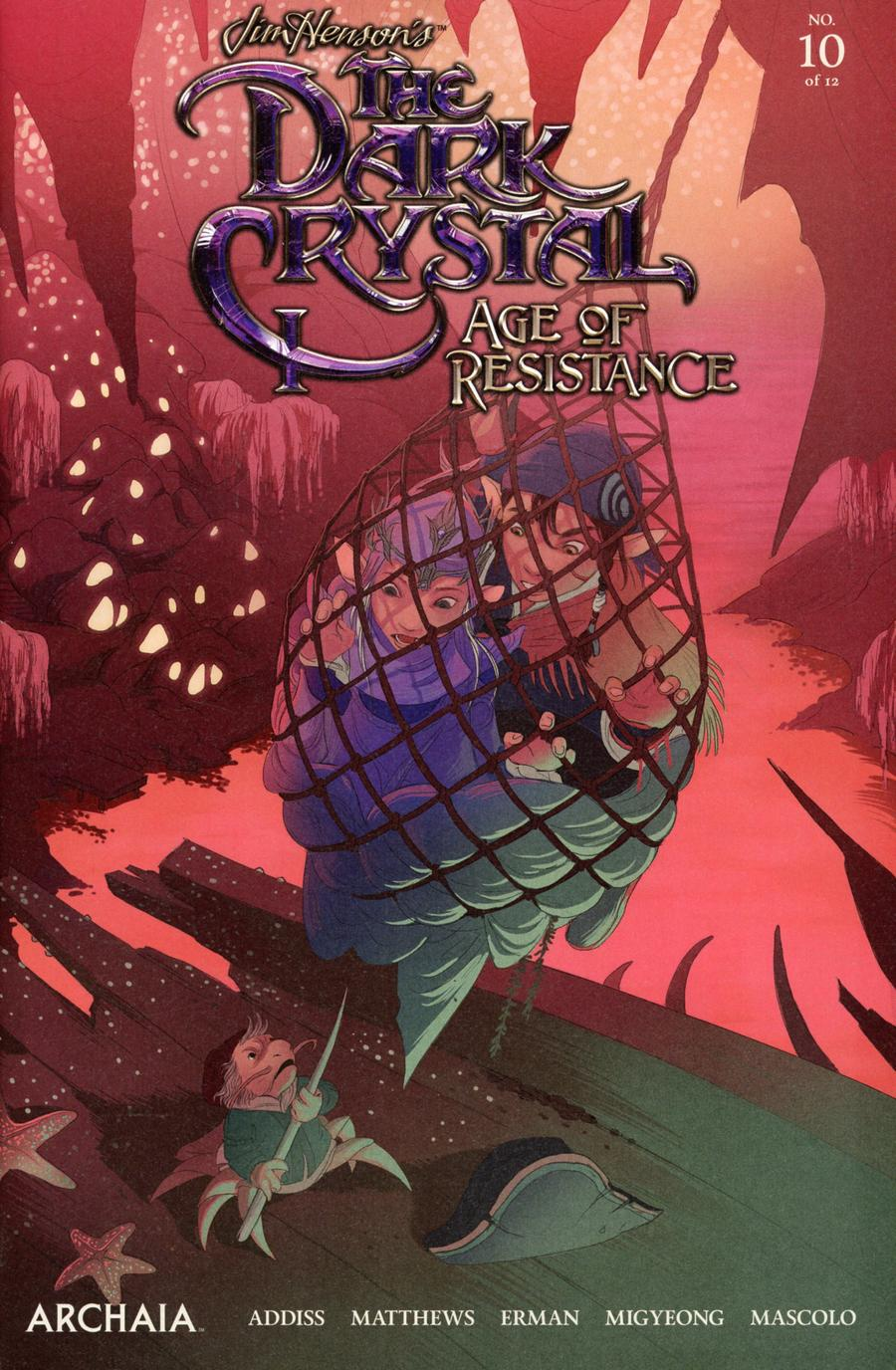 Jim Henson's The Dark Crystal: Age Of Resistance #10 (2020)