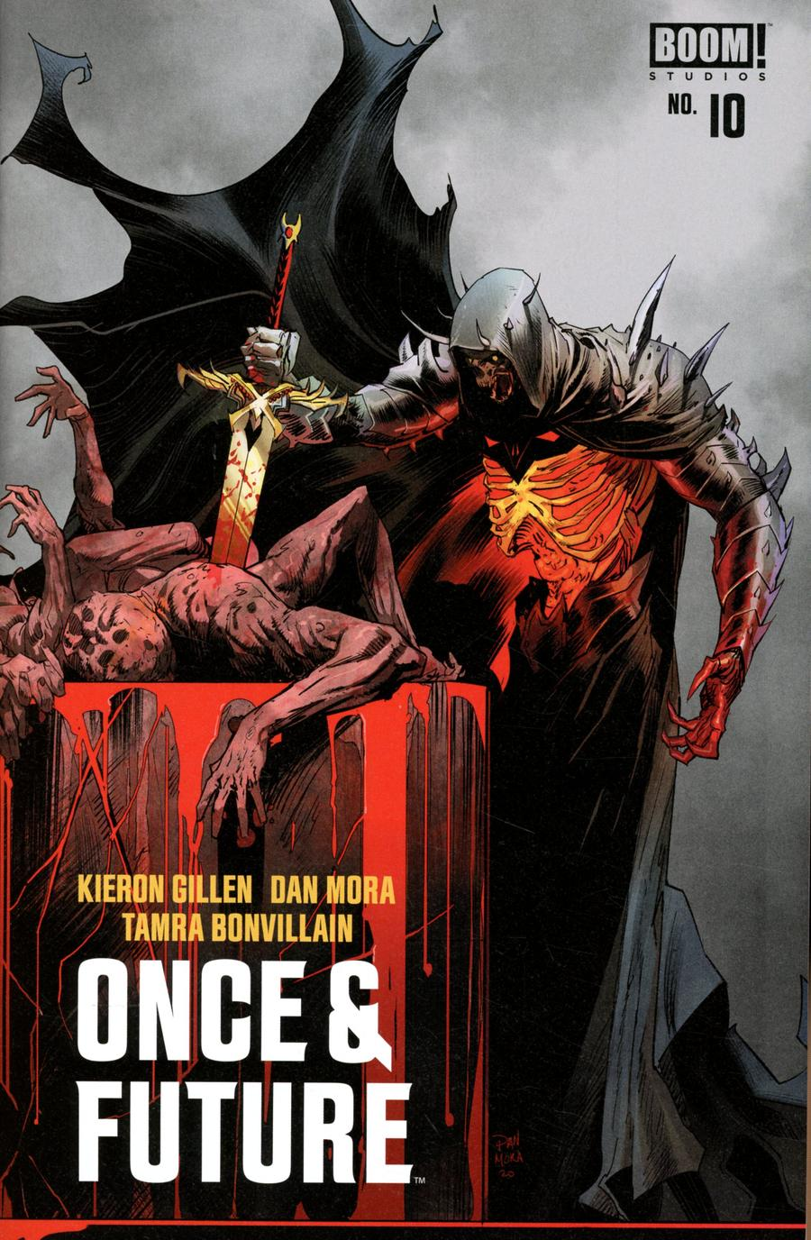 Once & Future #10 (2020)