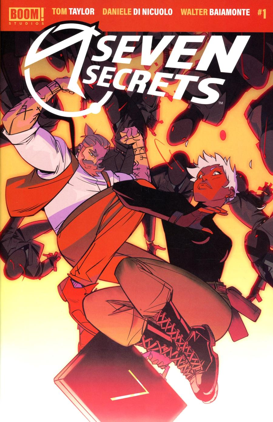 Seven Secrets #1 (2020)