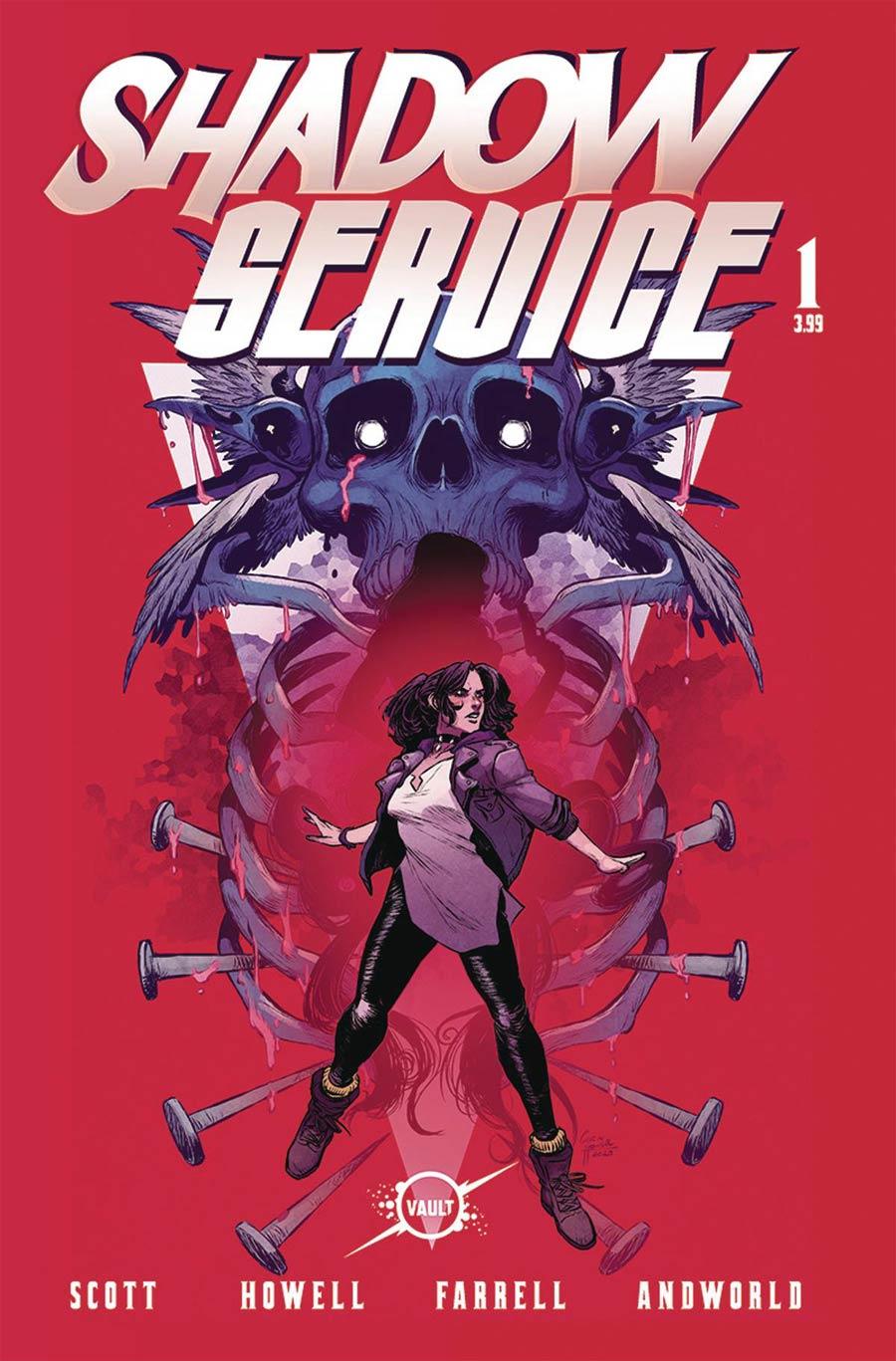 Shadow Service #1 (2020)