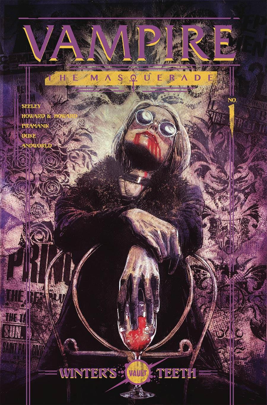 Vampire: The Masquerade #1 (2020)