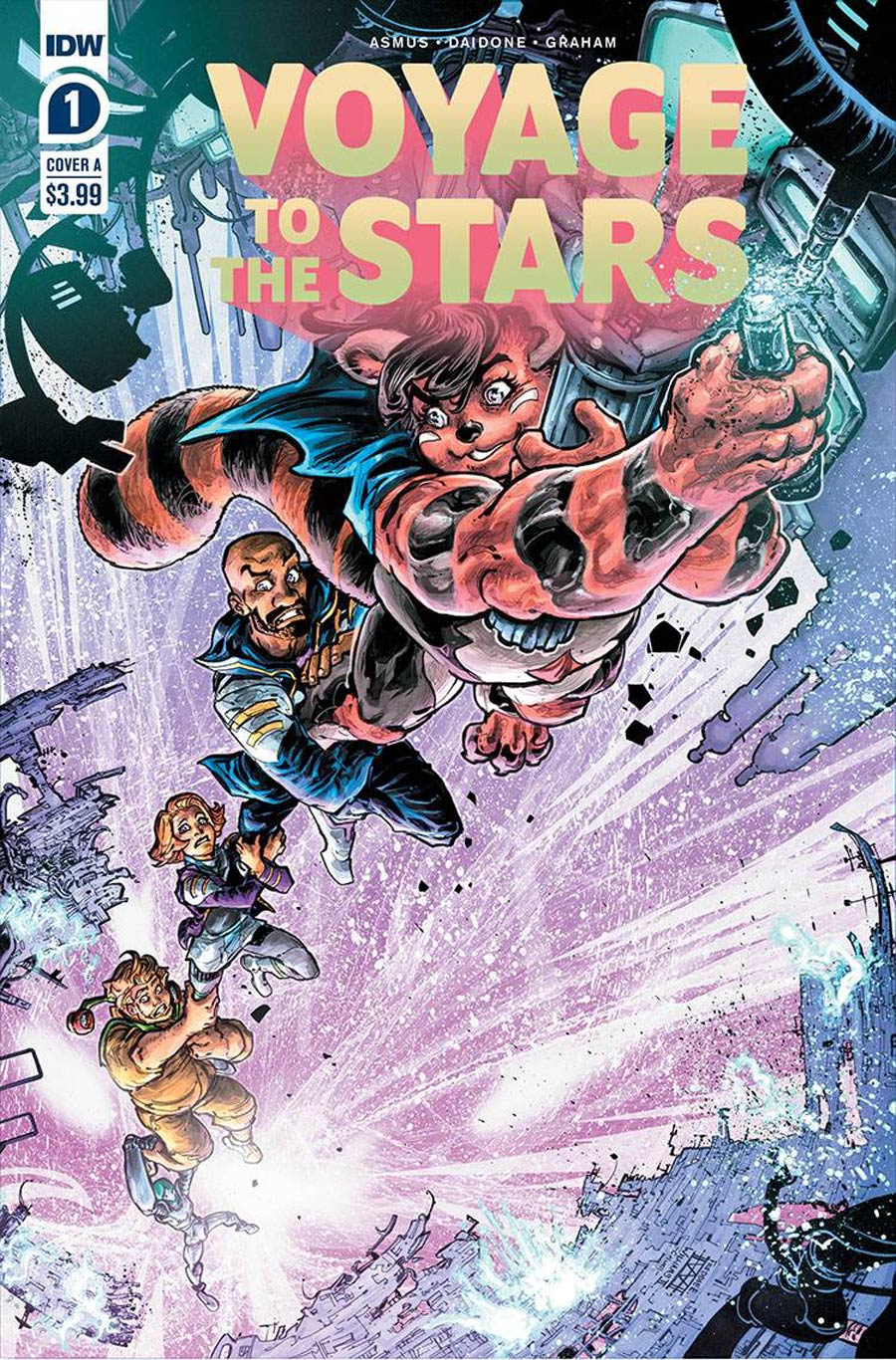Voyage To The Stars #1 (2020)
