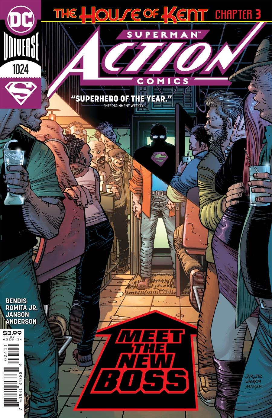Action Comics #1024 (2020)