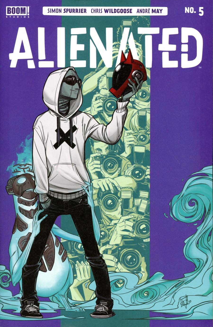 Alienated #5 (2020)