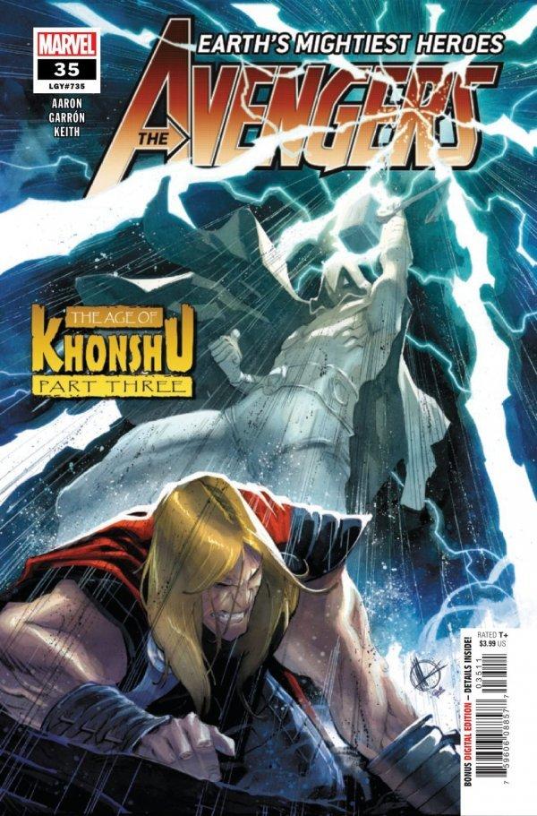 Avengers: Earth's Mightiest Heroes #35 (2020)