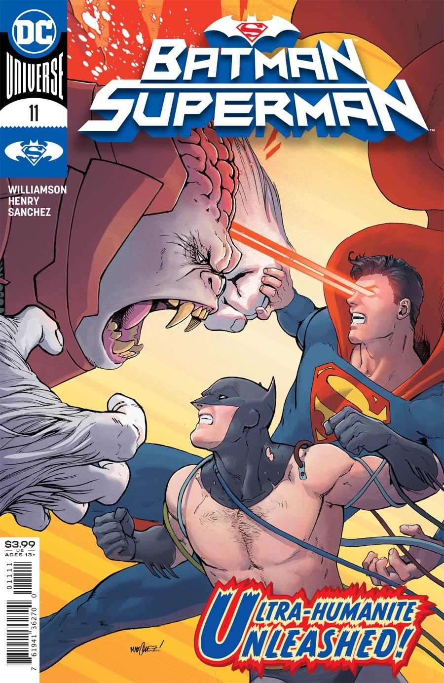 Batman / Superman #11 (2020)
