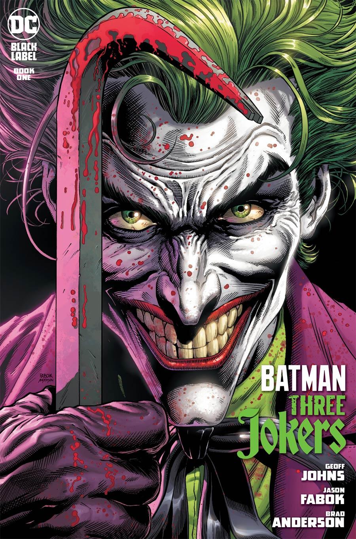 Batman Three Jokers #1 (2020)