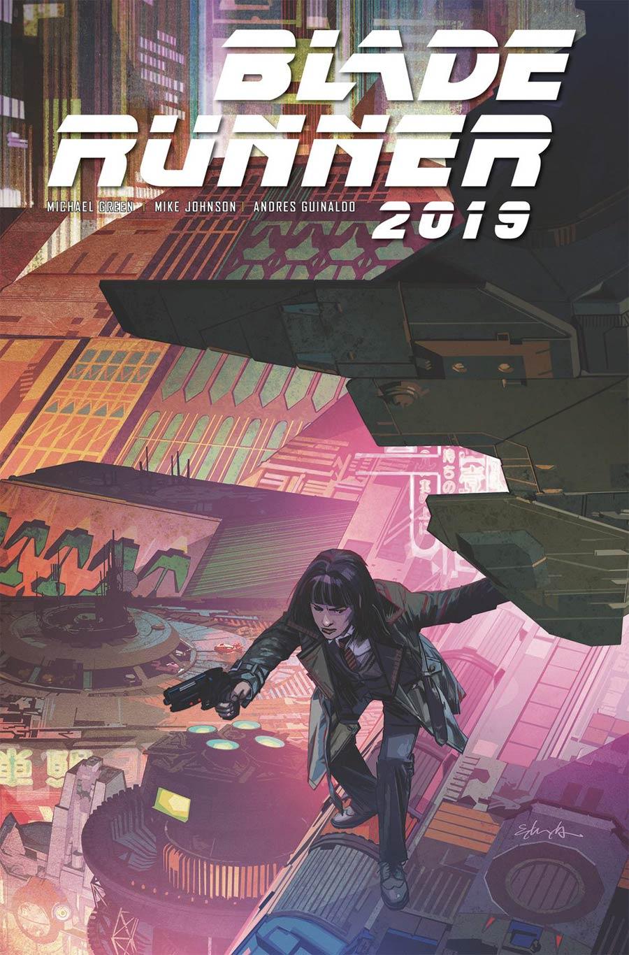 Blade Runner 2019 #9 (2020)