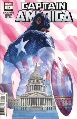 Captain America #21 (2020)