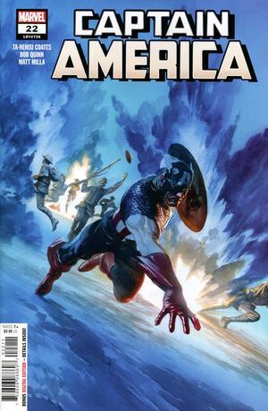 Captain America #22 (2020)