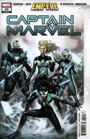 Captain Marvel #20 (2020)