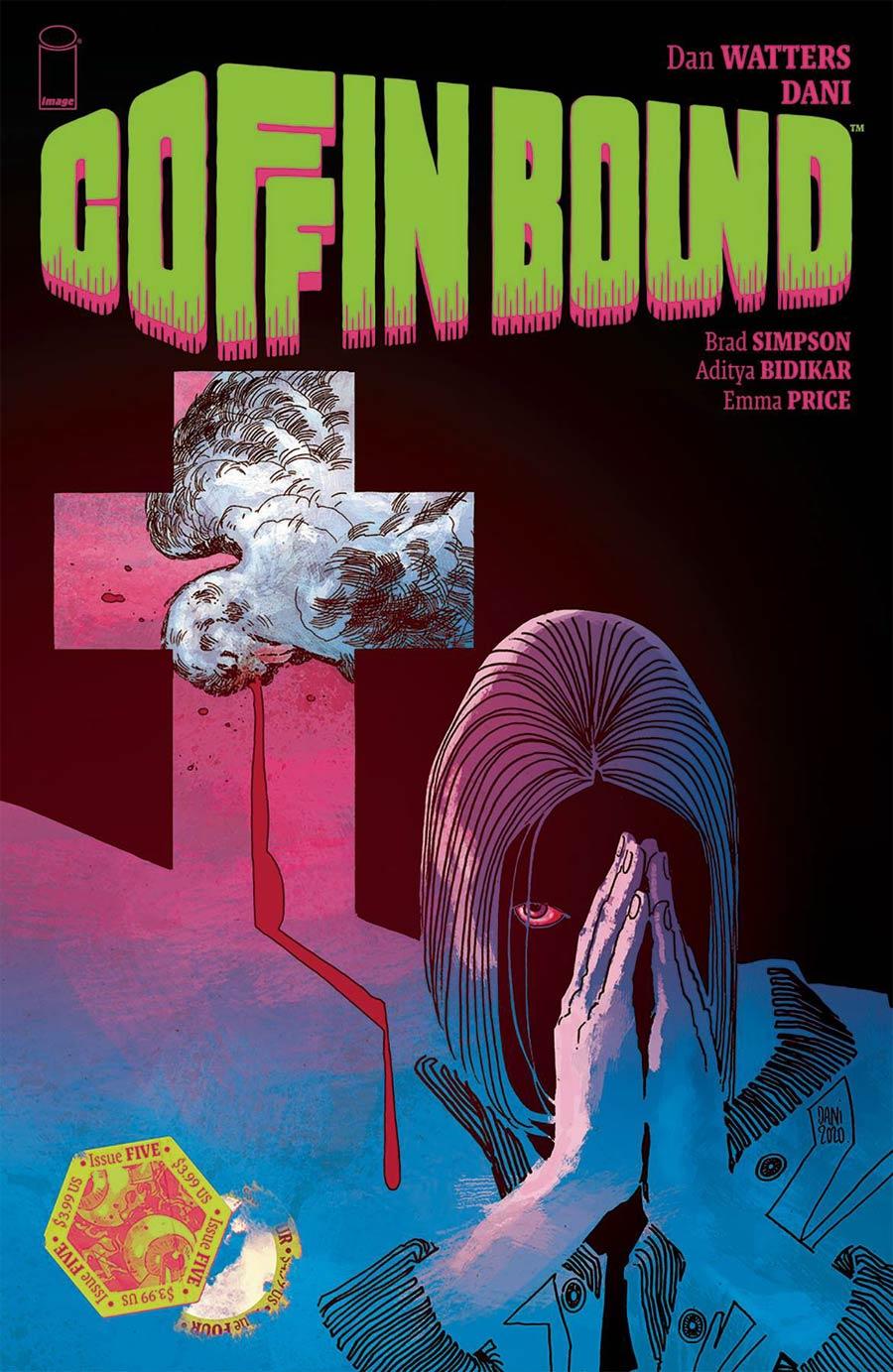 Coffin Bound #5 (2020)