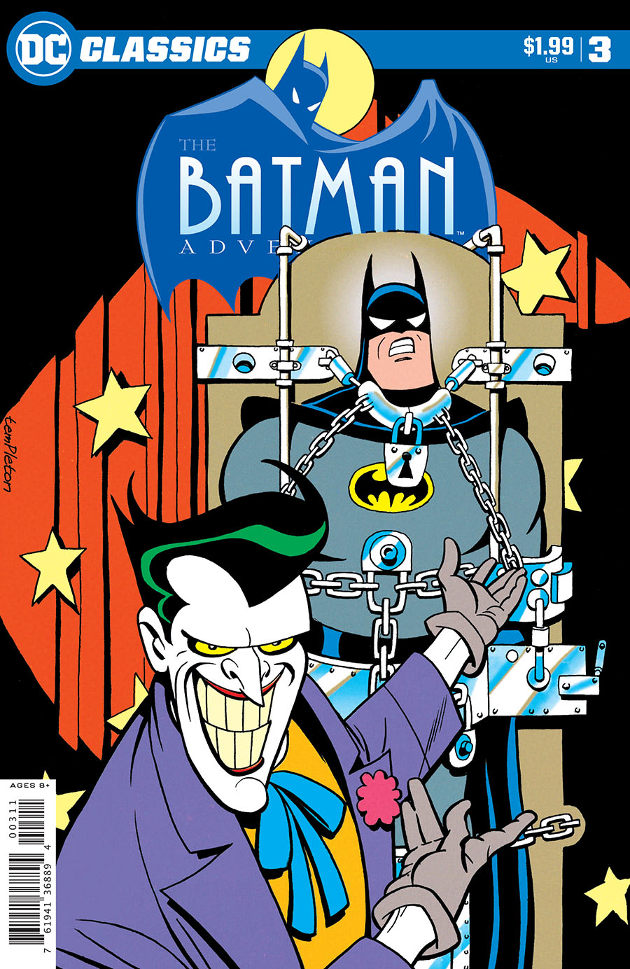 DC Classics: Batman Adventures #3 (2020)
