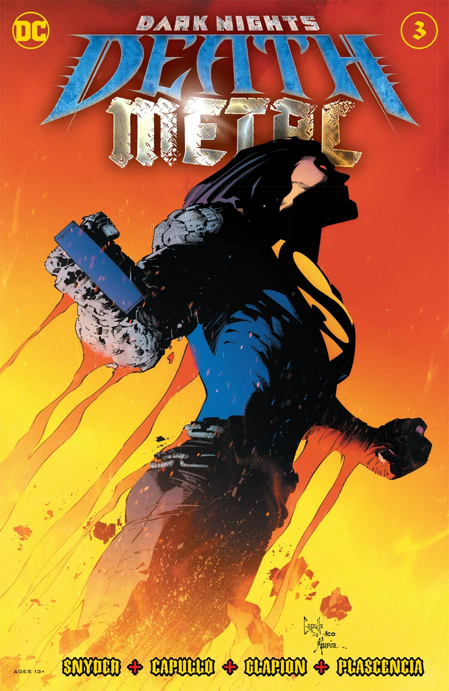 Dark Nights: Death Metal #3 (2020)