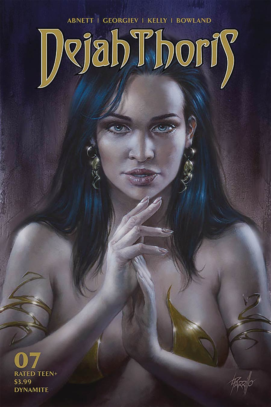 Dejah Thoris #7 (2020)