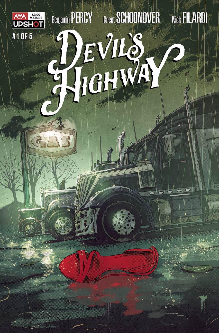 Devils Highway #1 (2020)