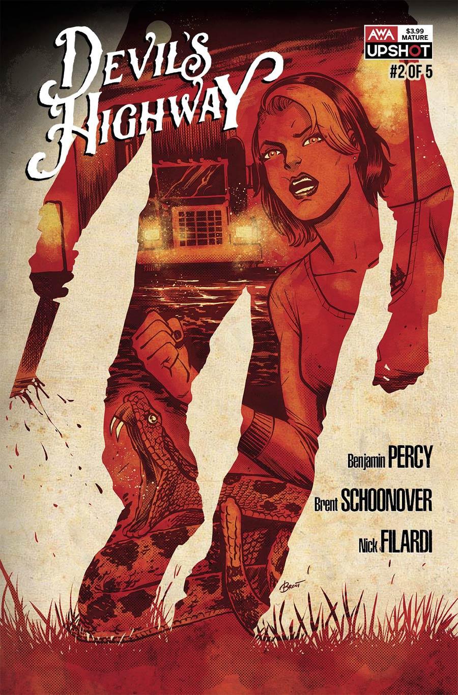 Devils Highway #2 (2020)
