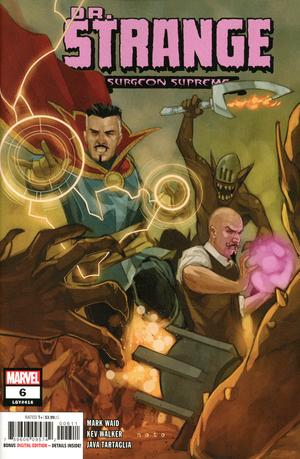 Dr. Strange: Surgeon Supreme #6 (2020)