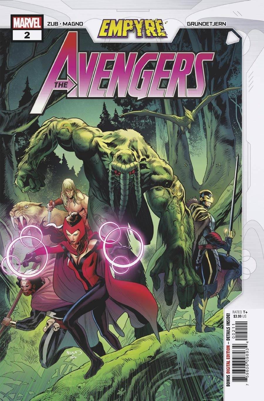 Empyre: Avengers #2 (2020)