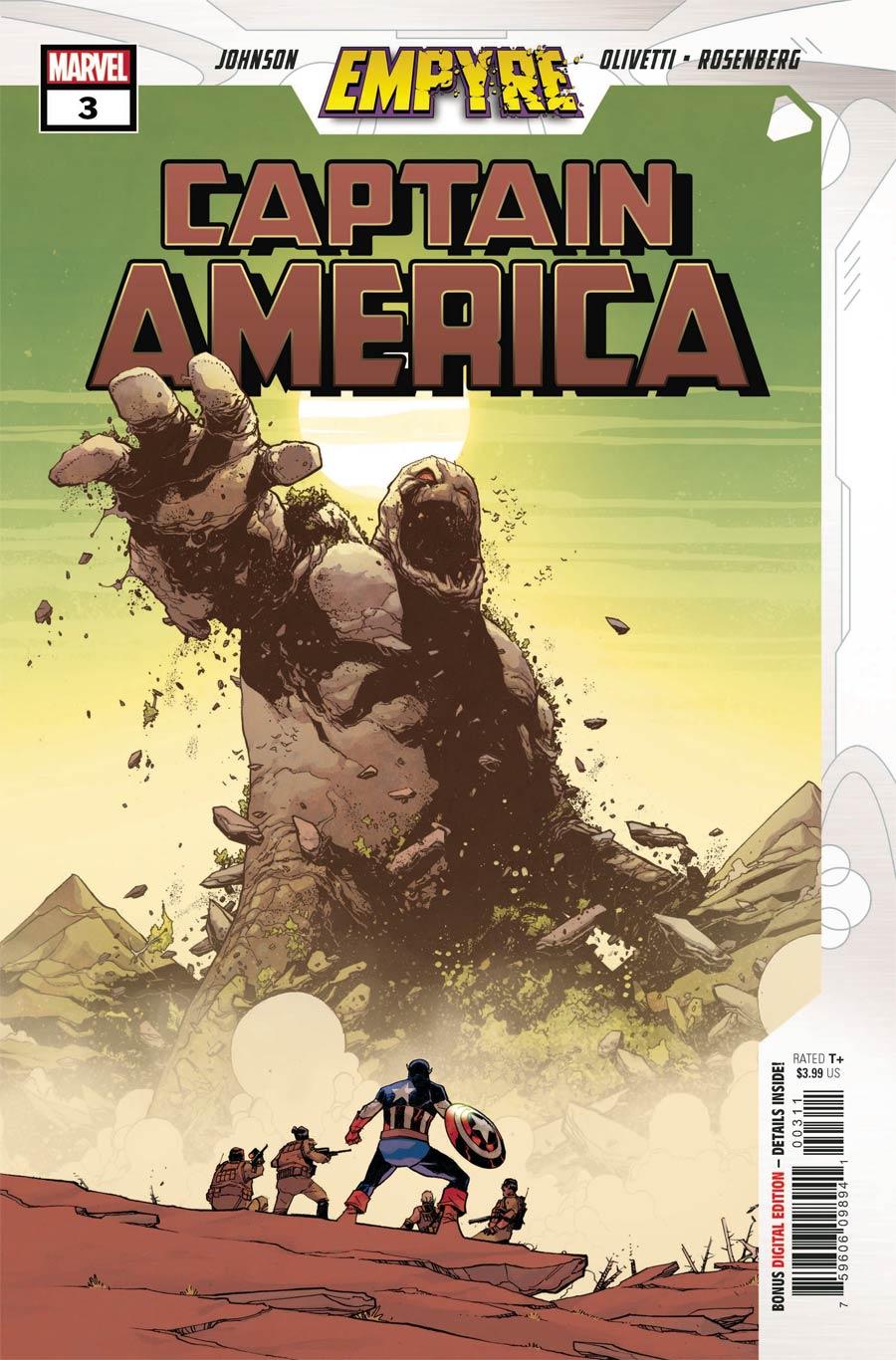 Empyre: Captain America #3 (2020)