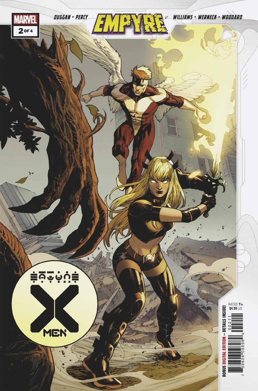 Empyre: X-Men #2 (2020)