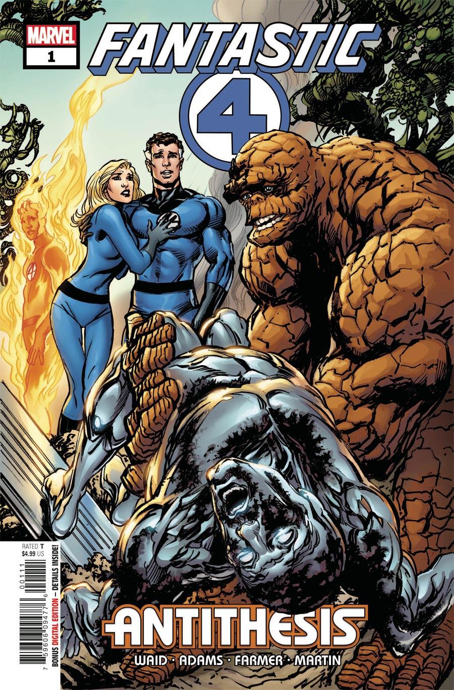 Fantastic Four: Antithesis #1 (2020)
