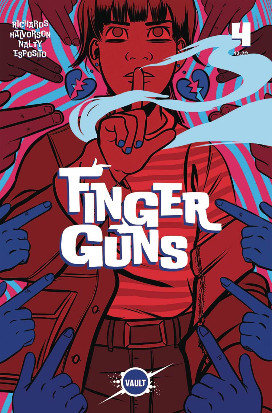 Finger Guns #4 (2020)