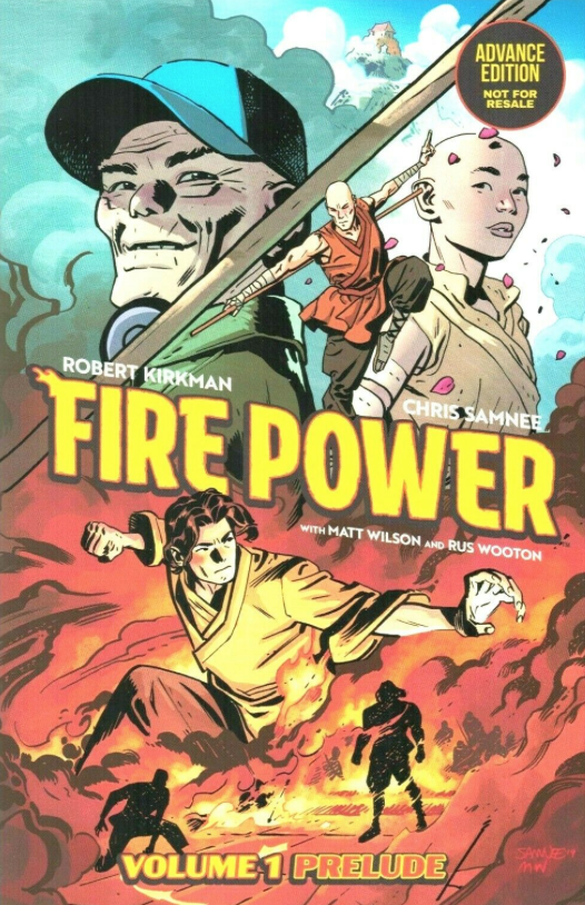 Fire Power #Advance Preview (TPB) (2020)