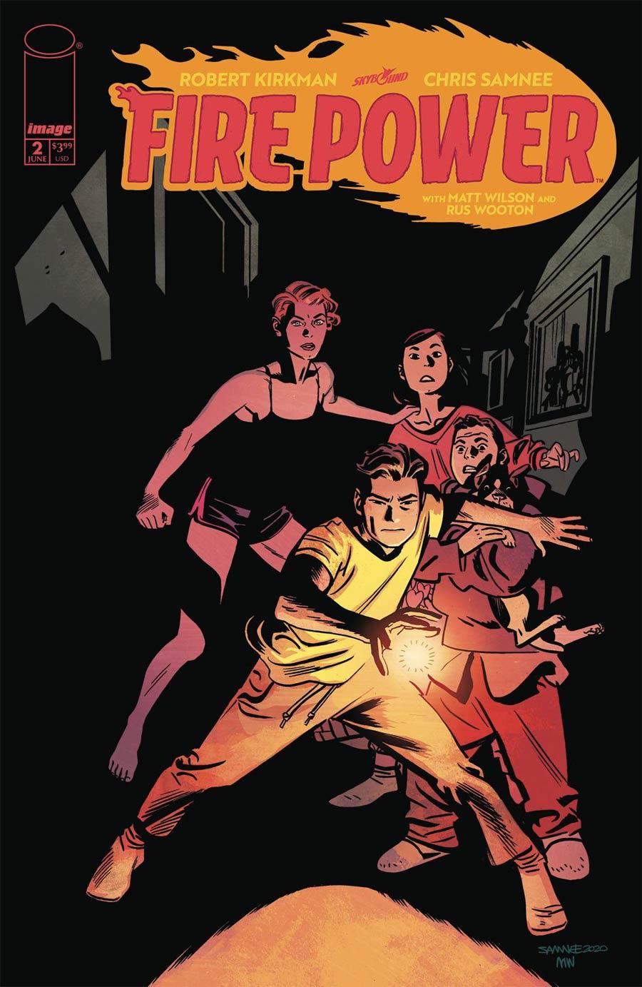 Fire Power #2 (2020)