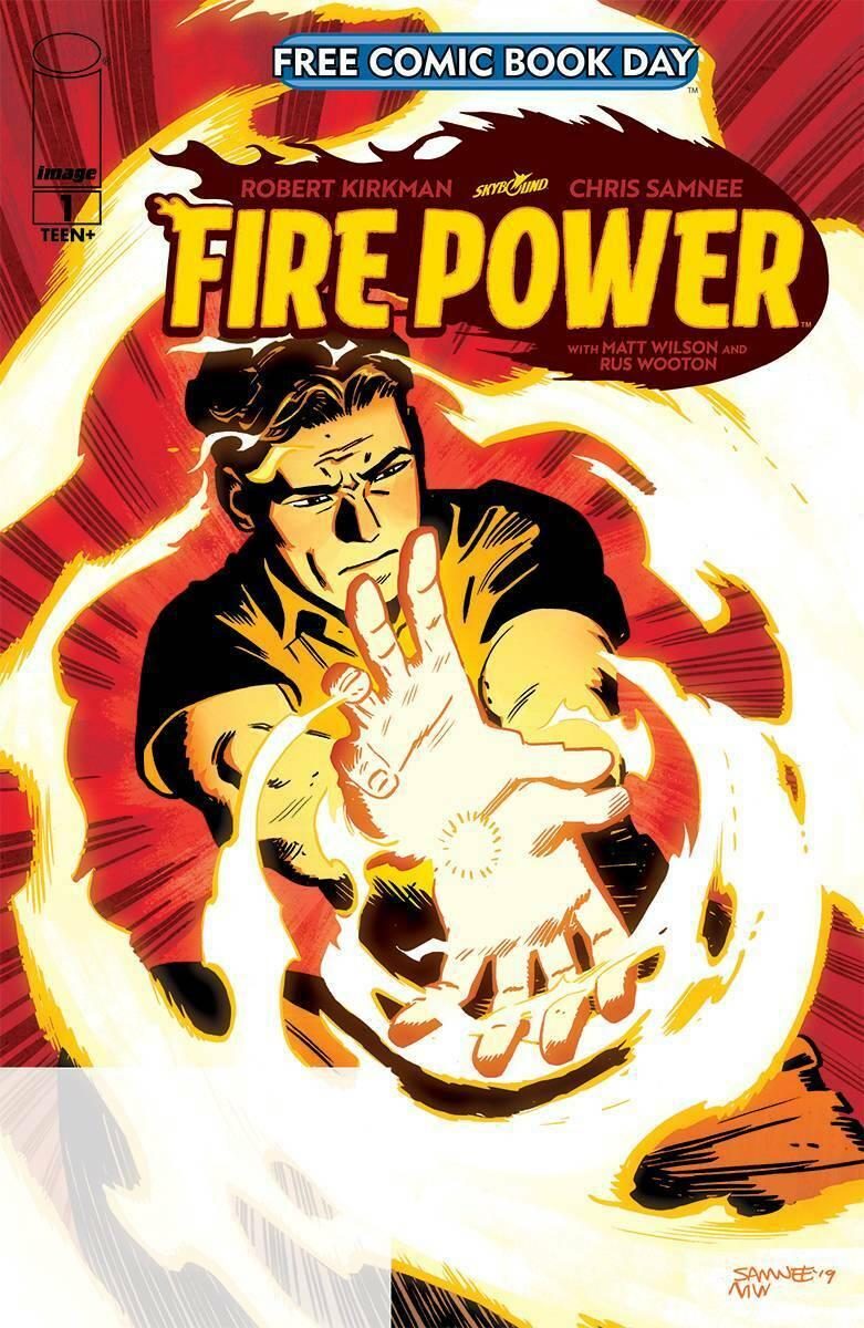 Fire Power #FCBD 2020 (2020)