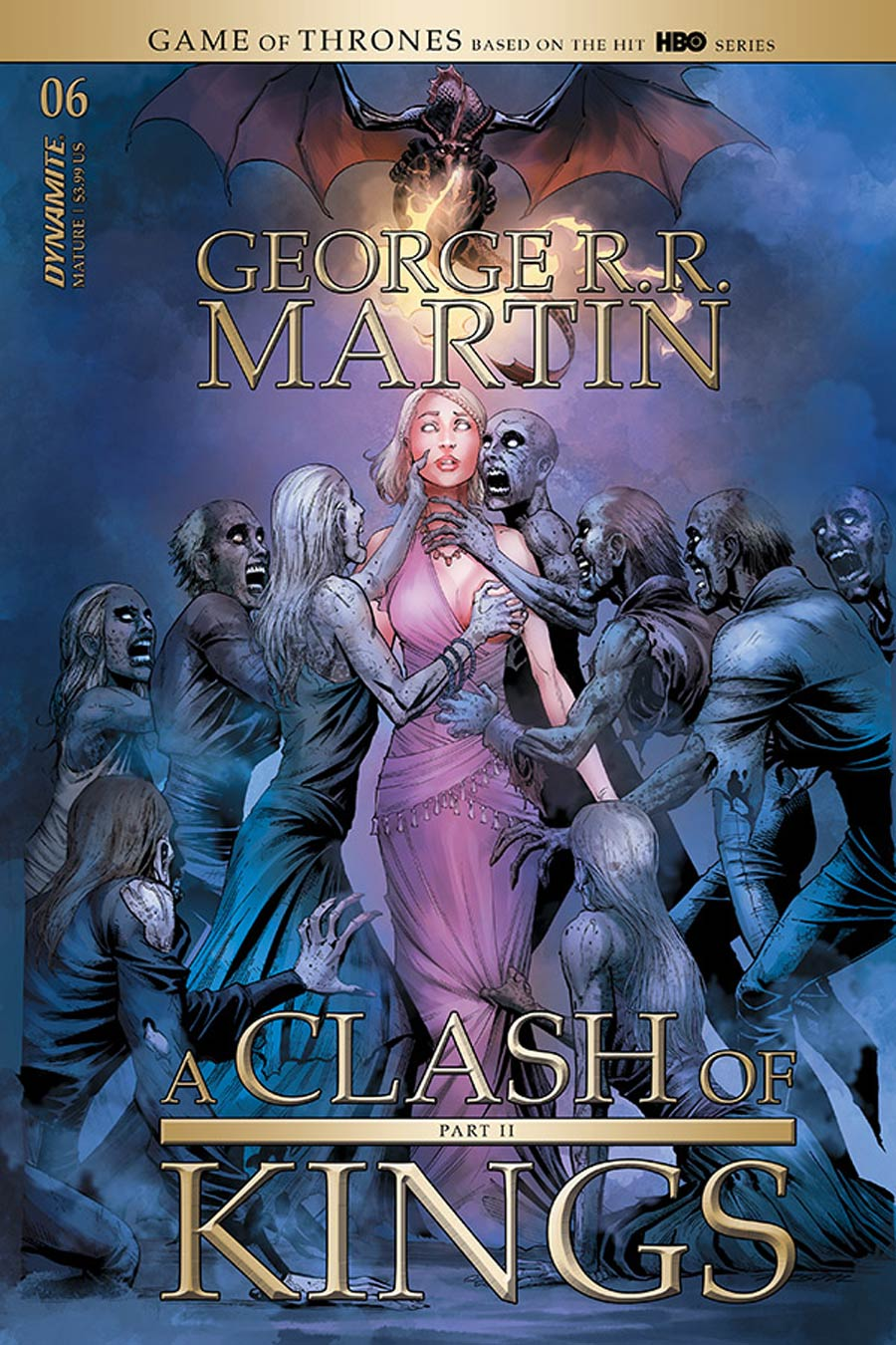 George RR Martin's A Clash Of Kings #6 (2020)