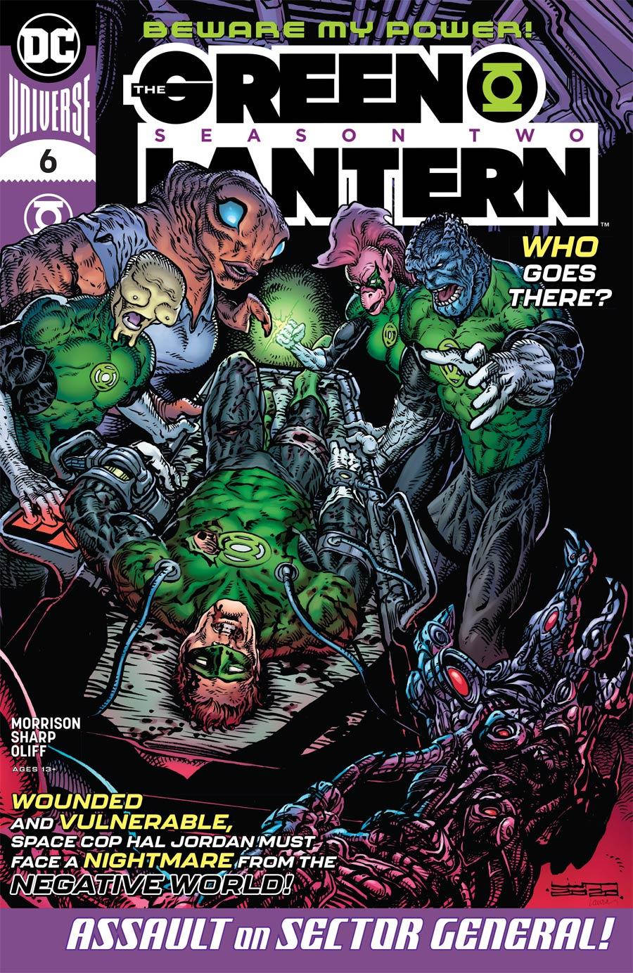 Green Lantern Season 2 #6 (2020)