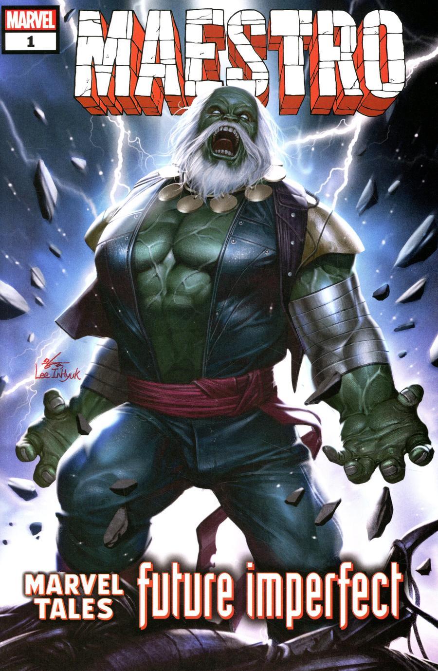 Maestro: Future Imperfect - Marvel Tales #1