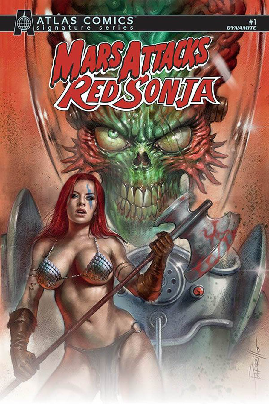 Mars Attacks Red Sonja #1 (2020)