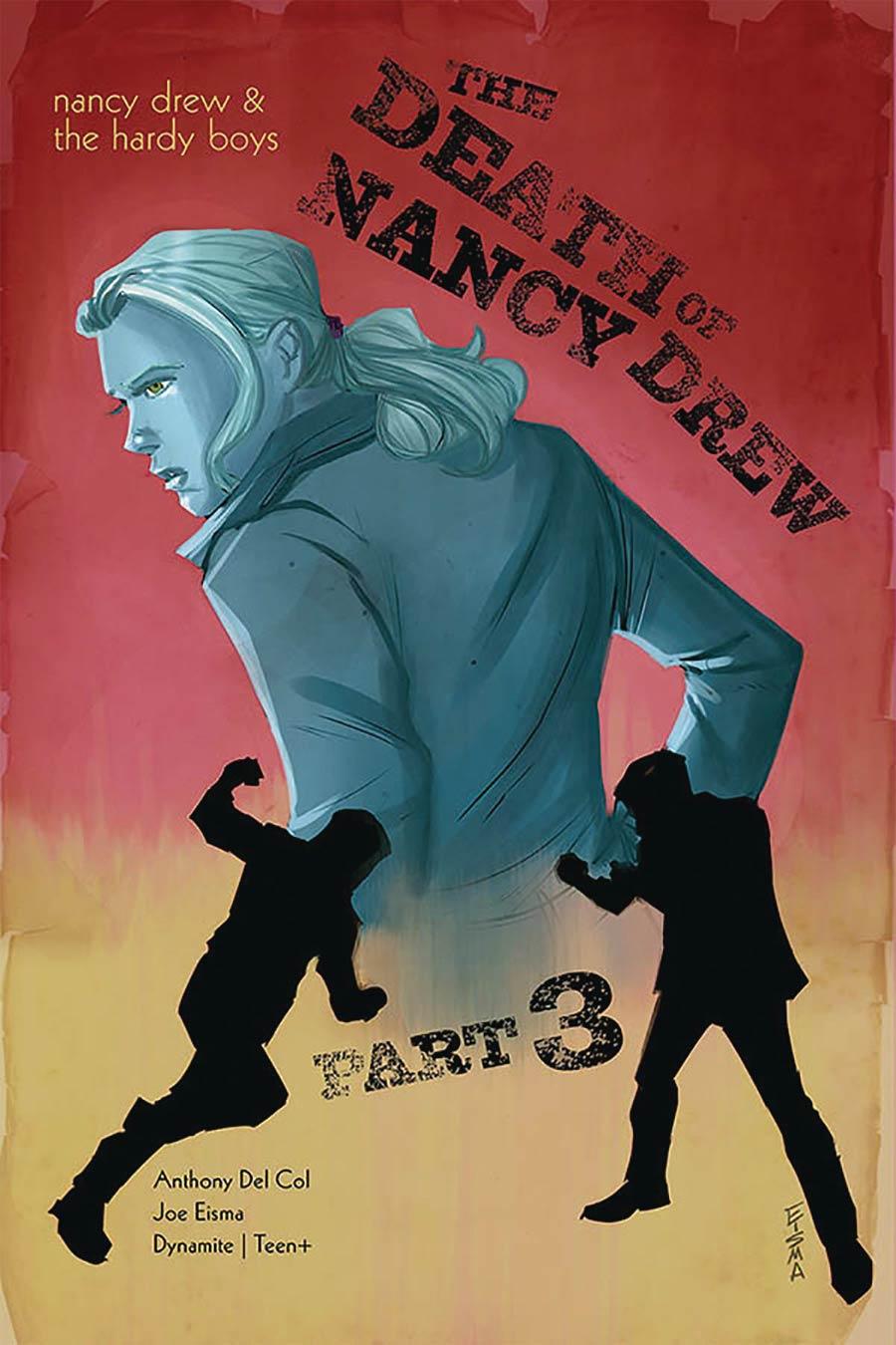 Nancy Drew & The Hardy Boys: The Death Of Nancy Drew #3 (2020)