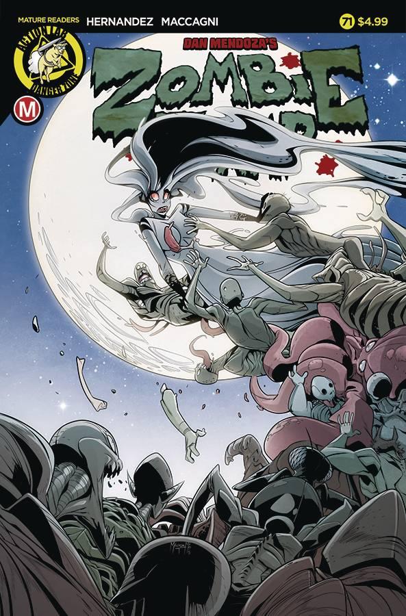 Zombie Tramp #71 (2020)