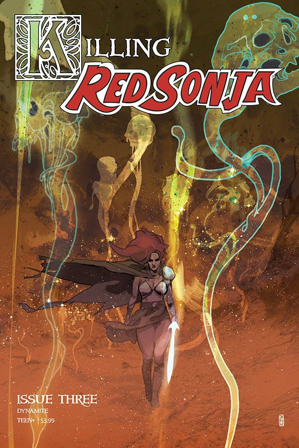 Killing Red Sonja #3 (2020)