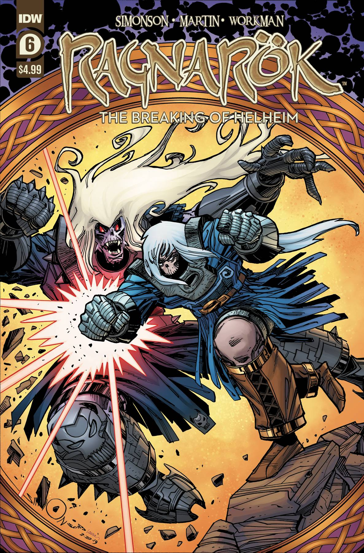Ragnarok: The Breaking Of Helheim #6