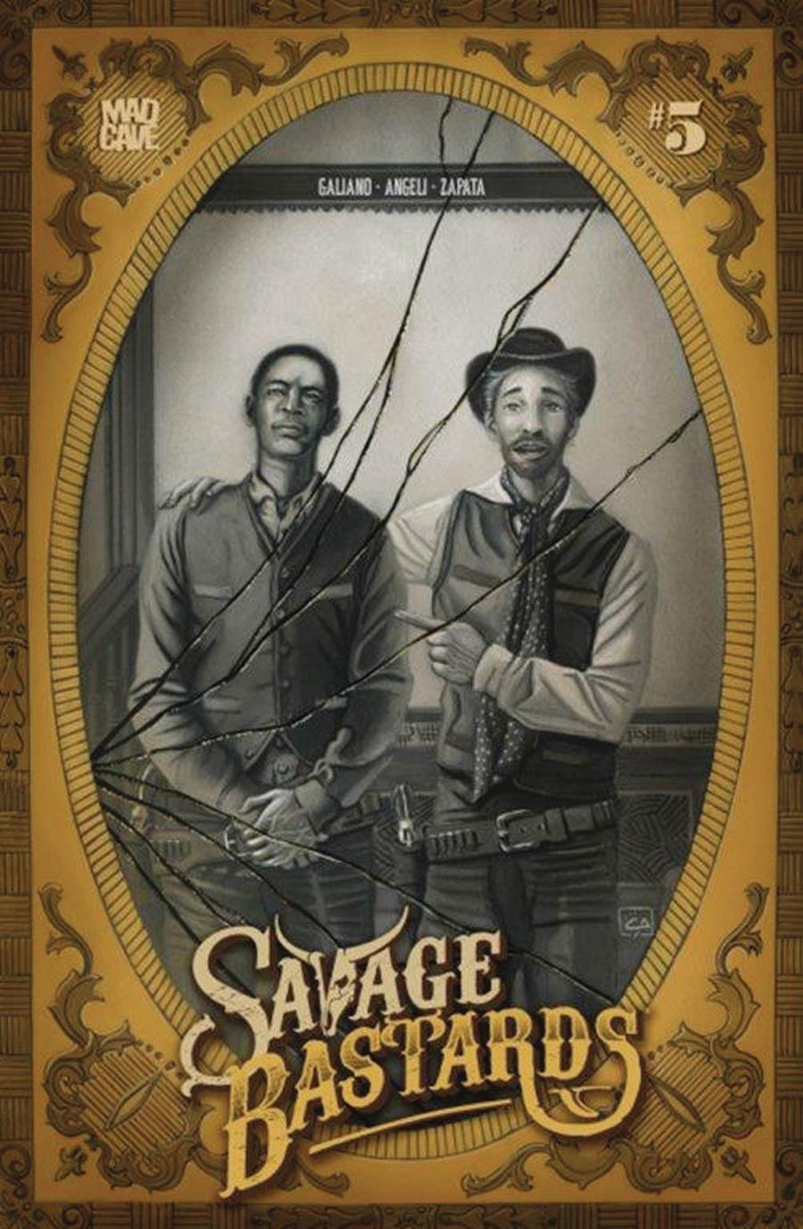 Savage Bastards #5 (2020)