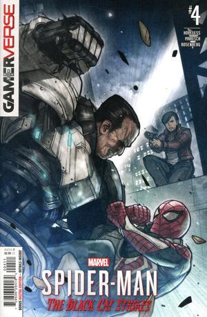 Spider-Man: Black Cat Strikes #4 (2020)