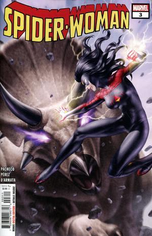 Spider-Woman #3 (2020)