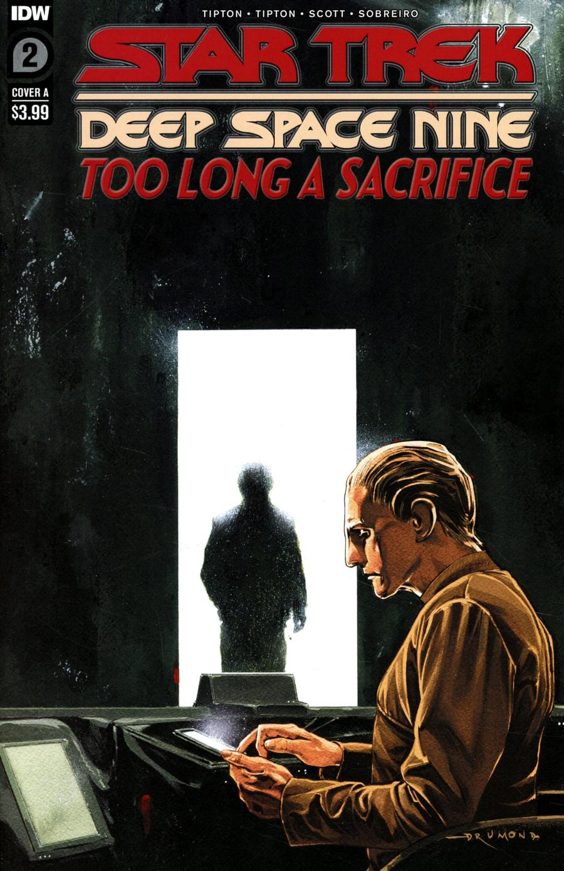 Star Trek: Deep Space Nine - Too Long A Sacrifice #2 (2020)