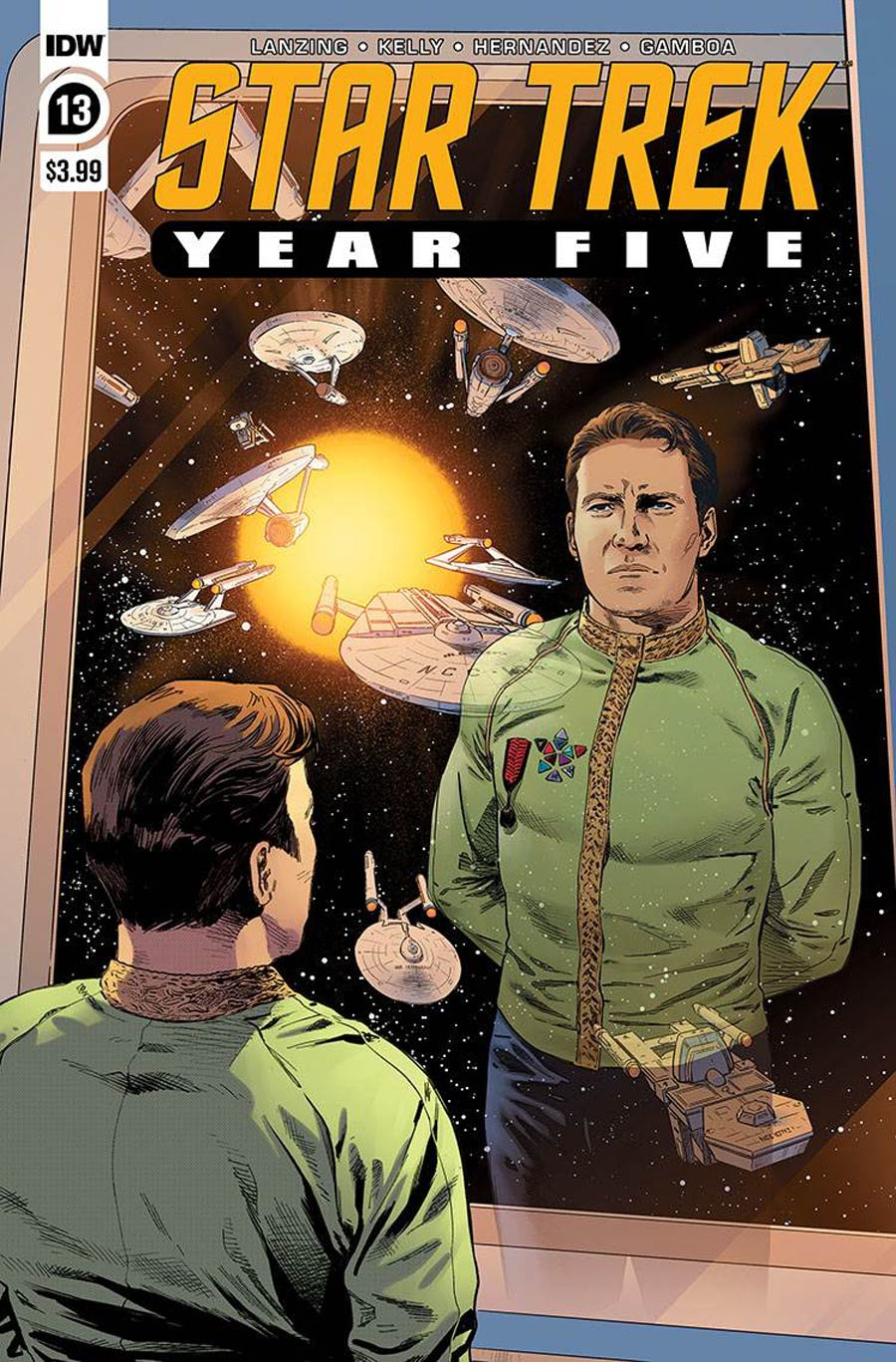 Star Trek: Year Five #13 (2020)