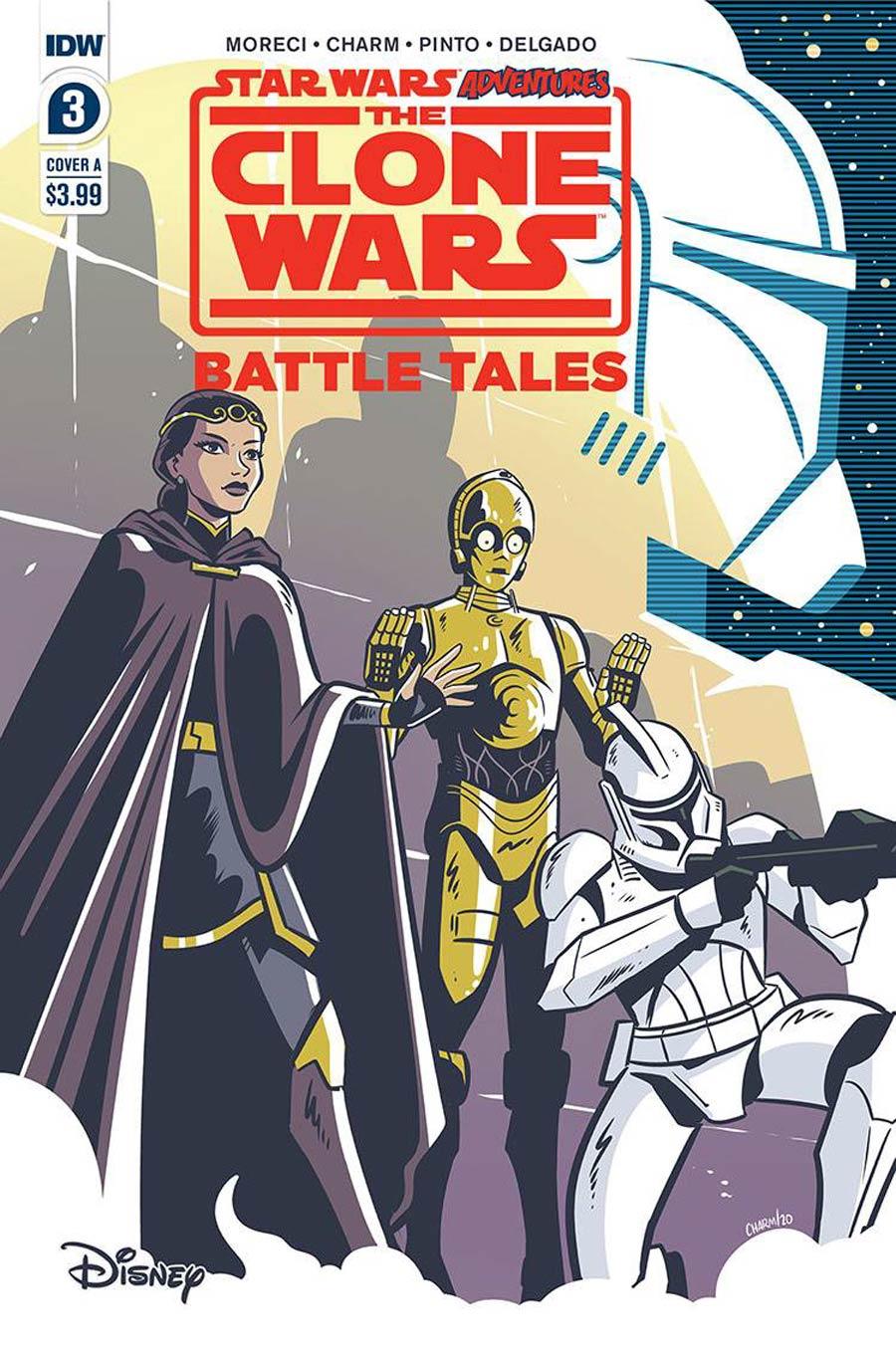 Star Wars Adventures: Clone Wars #3
