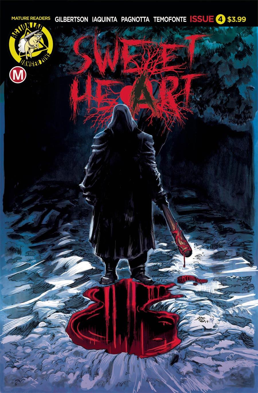 Sweet Heart #4 (2020)